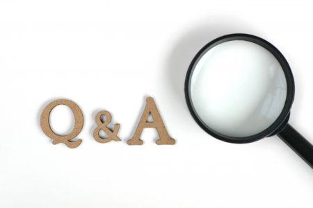 よくいただくご質問 - [Q&A]